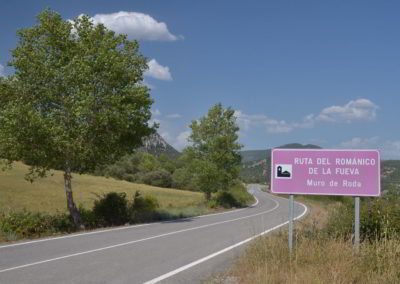 Ruta del Románico de la Fueva